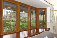 uPVC-Bay-Window-Golden-Oak-laminate-finish