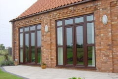 uPVC-French-Doors-Woodgrain-finish