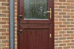 uPVC-Residential-Door-Rosewood-laminate