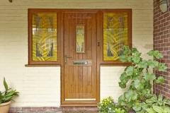 uPVC-Residential-door-in-Golden-Oak
